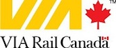 VIA Rail Canada company logo